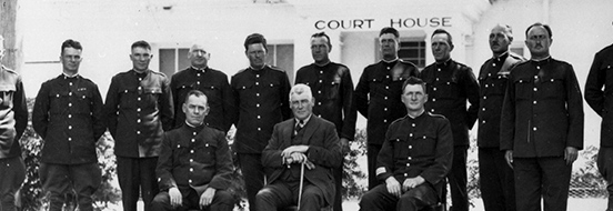 100 years policing